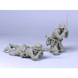 German Snipers SS 1943-45 - Scale 1/35 - Tank! - TNK35116