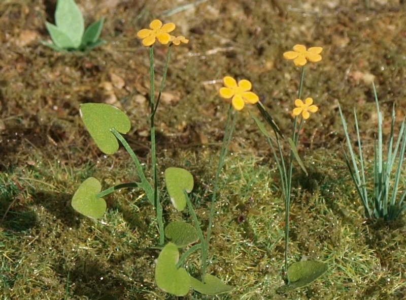 Reality in Scale Marsh Marigold - Reality in Scale - RIS VG3-003