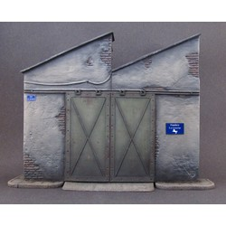 The Factory - 9 resin pcs. & enamel signs - Reality in Scale - RIS 35204