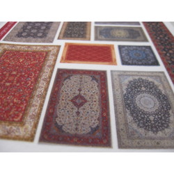 Carpets on real cloth - Reality in Scale - RIS 35001