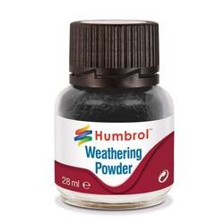 Weathering Powder Black - 28ml - Humbrol - HUL-V001