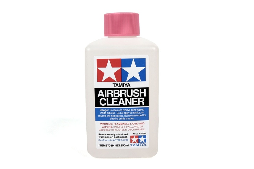Tamiya Airbrush Cleaner - 250ml - Tamiya - TAM87089
