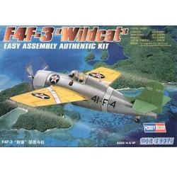 F4F-3  ''Wildcat''  - Scale 1/72 - Hobbyboss - HOS80219