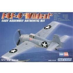 F4F-4  ''Wildcat''  - Scale 1/72 - Hobbyboss - HOS80220