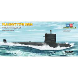 Pla Navy Type 039A  - Scale 1/700 - Hobbyboss - HOS87020