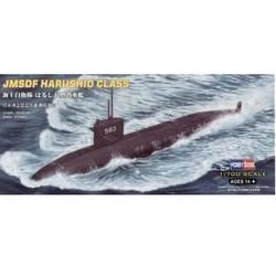 Jmsdf Harushio Class  - Scale 1/700 - Hobbyboss - HOS87018