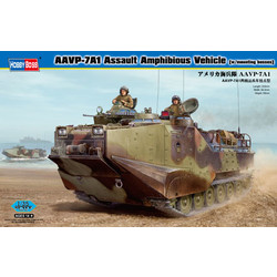 Aavp-7A1 Assault Amphibious Vehicle (W/Mounting Bosses) - Scale 1/35 - Hobbyboss - HOS82413