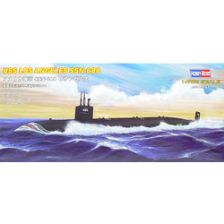 Uss Navy Los Angeles Submarine Ssn-688  - Scale 1/700 - Hobbyboss - HOS87014
