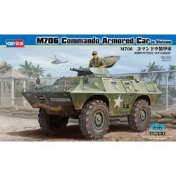 M706 Commando Armored Car In Vietnam  - Scale 1/35 - Hobbyboss - HOS82418