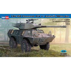 Lav-150 Commando Afv Cockerill 90Mm Gun  - Scale 1/35 - Hobbyboss - HOS82422