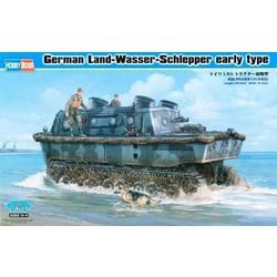 German Land-Wasser-Schlepper Early Type  - Scale 1/35 - Hobbyboss - HOS82465