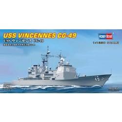 Uss Vincennes Cg-49  - Scale 1/1250 - Hobbyboss - HOS82502