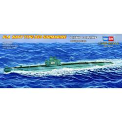 Pla  Navy Type 033 Submarine  - Scale 1/700 - Hobbyboss - HOS87010