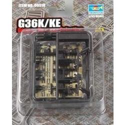 G36Ke/36K  - Scale 1/35 - Trumpeter - TRR 518