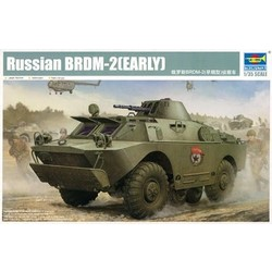 Russian Brdm-2 Early  - Scale 1/35 - Trumpeter - TRR 5511