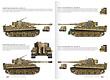 AK-Interactive 1944 German Armour In Normandy  Camouflage Profile Guide English - AK-Interactive - AK-916