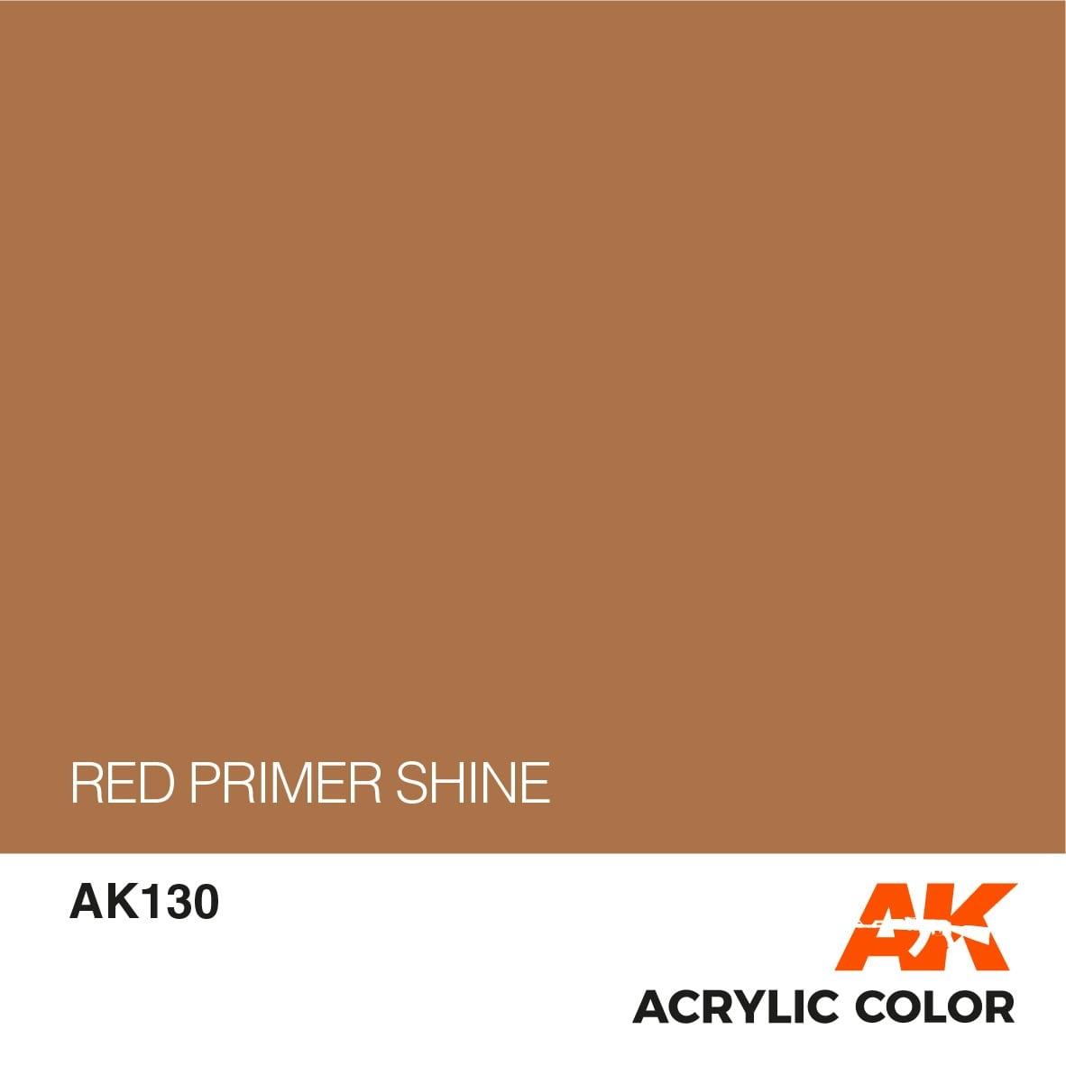 AK-Interactive Red Primer Shine - 17ml - AK-Interactive - AK-130
