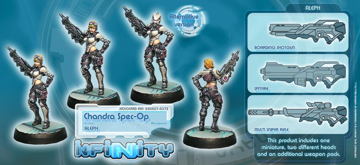 Infinity Chandra Spec-Ops - Infinity - CVB 280827-0372