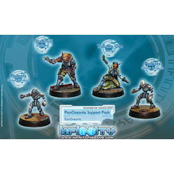 PanOceania Support Pack  - Infinity - CVB 280262-0406