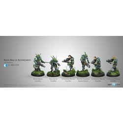 Shock Army of Acontecimento (PanOceania Sectorial Starter Pack) - Infinity - CVB 280241-0249