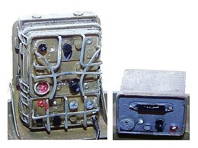 Plus Model US Wireless Station WWII - Scale 1/35 - Plusmodel - PLL EL022