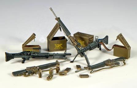 Plus Model US Weapons Vietnam - Scale 1/35 - Plusmodel - PLL 316