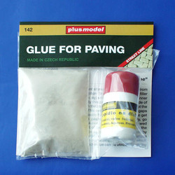 Glue for Paving - Scale 1/35 - Plusmodel - PLL 142