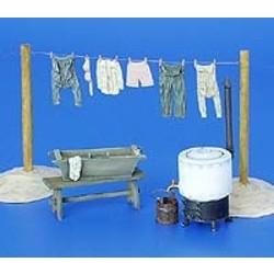 Laundry - Scale 1/35 - Plusmodel - PLL 153