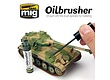 Ammo by Mig Jimenez Oilbrusher - Field Green - A.MIG-3506