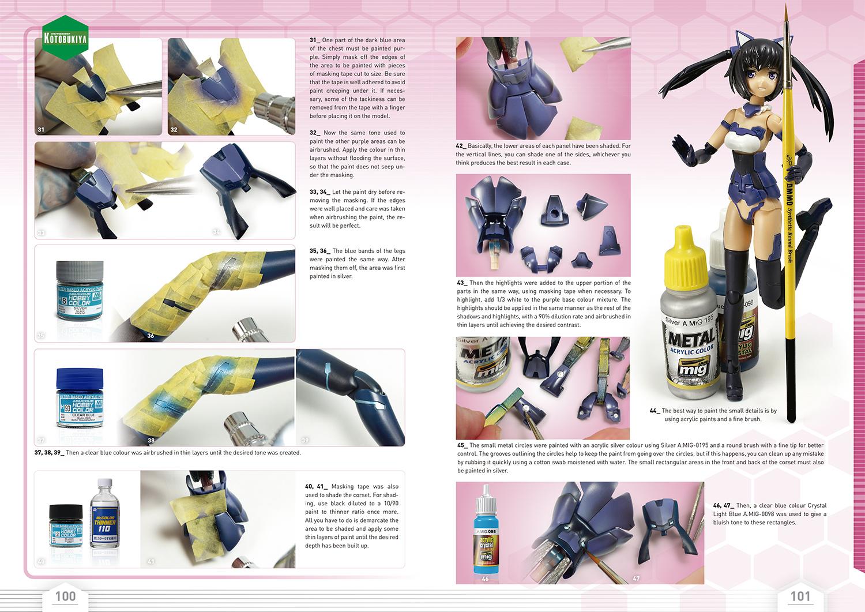 Ammo by Mig Jimenez How To Kotobukiya Models English - Ammo by Mig Jimenez - A.MIG-6113