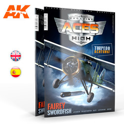 Issue 17. Aces High Torpedo Achtung !! - English