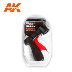 Spray Craft Spray Can Trigger Grip - AK-Interactive - AK-1050