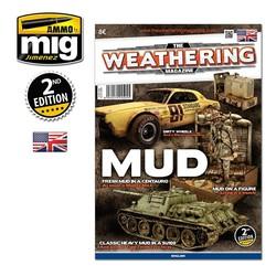 The Weathering Magazine Issue 5. Mud  - English - Ammo by Mig Jimenez - A.MIG-4504