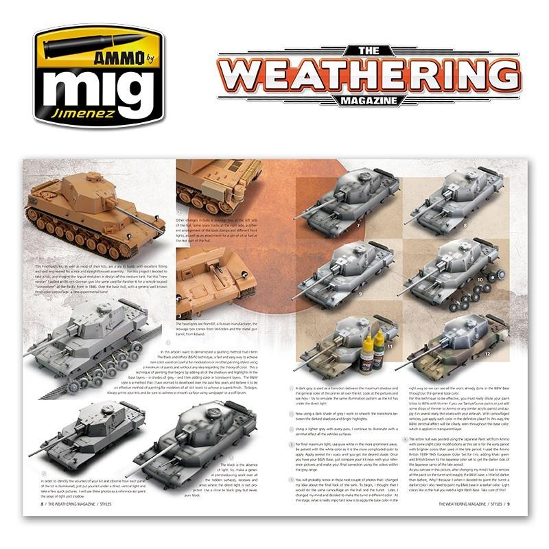 The Weathering Magazine The Weathering Magazine Issue 12. Styles - English - Ammo by Mig Jimenez - A.MIG-4511