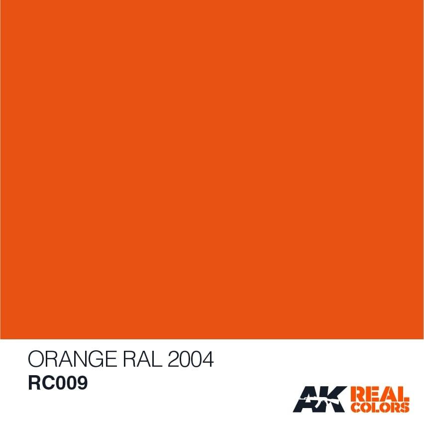 AK-Interactive Orange RAL 2004 - 10ml - RC009