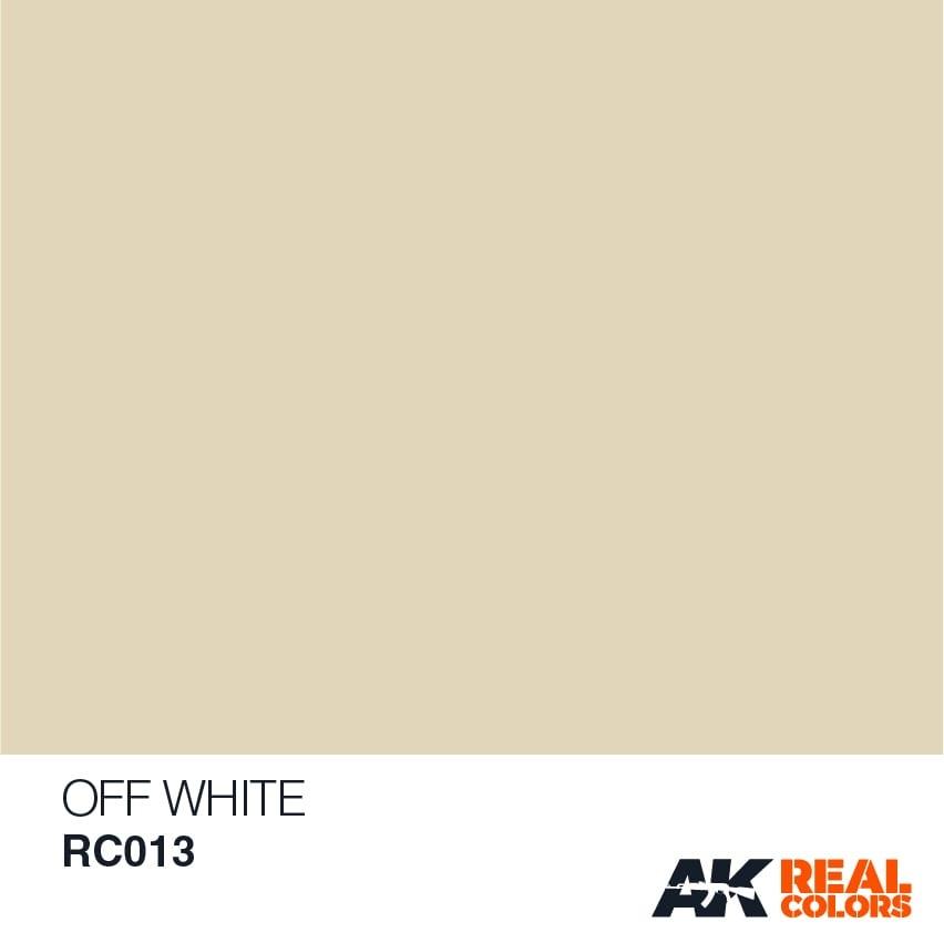 AK-Interactive Off White - 10ml - RC013