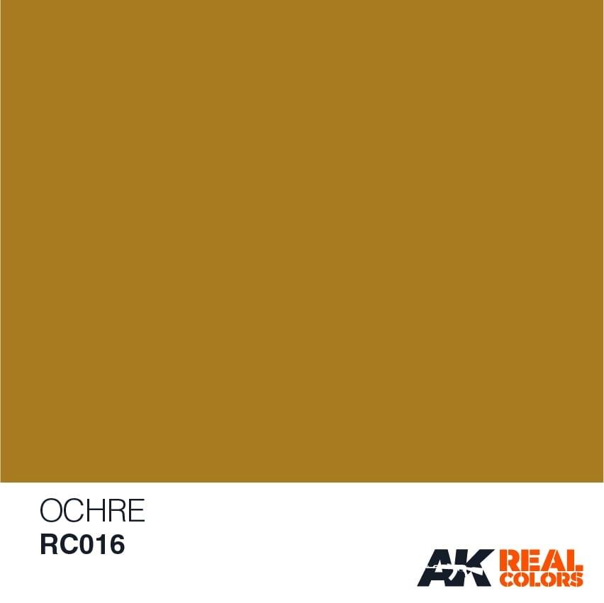 AK-Interactive Ochre - 10ml - RC016