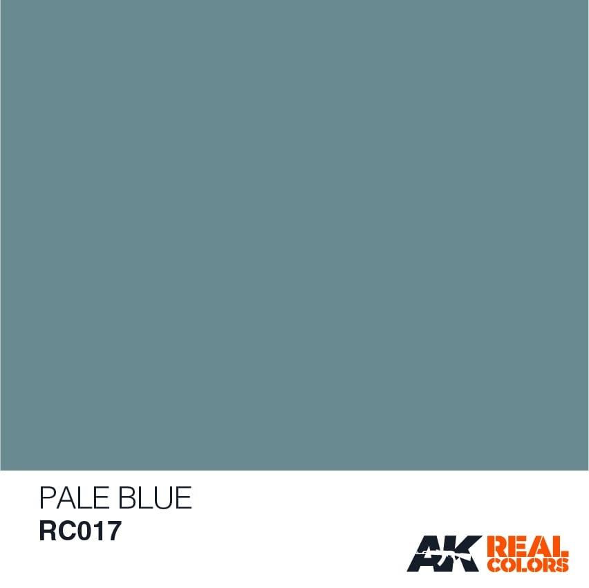 AK-Interactive Pale Blue - 10ml - RC017