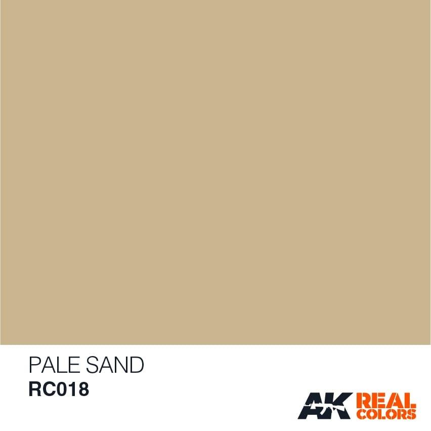 AK-Interactive Pale Sand - 10ml - RC018
