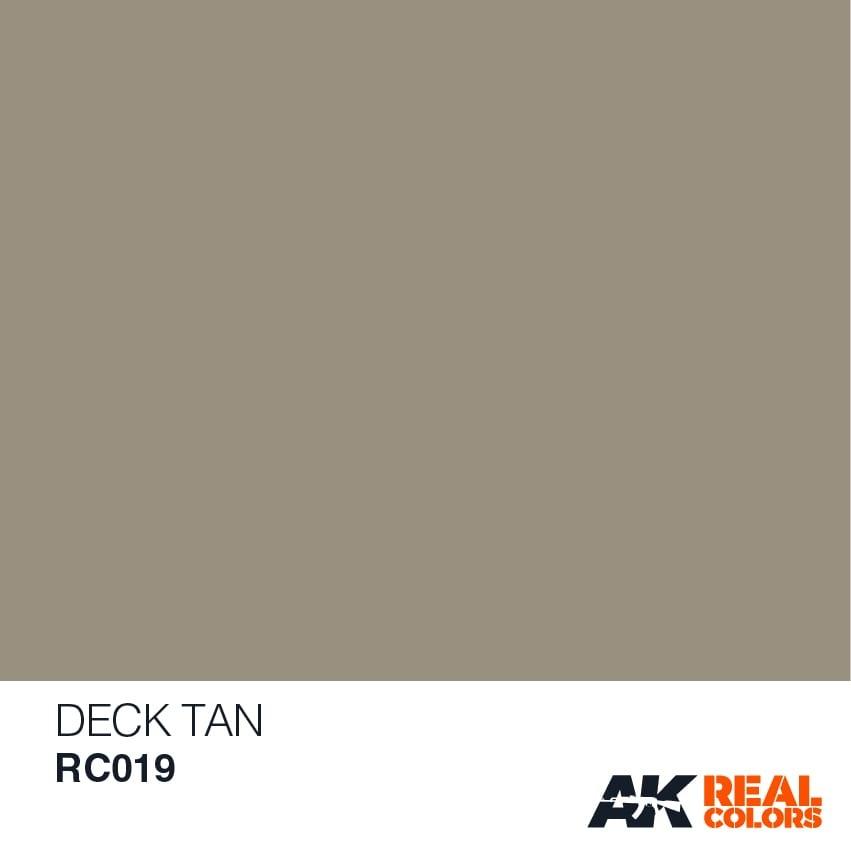 AK-Interactive Deck Tan - 10ml - RC019
