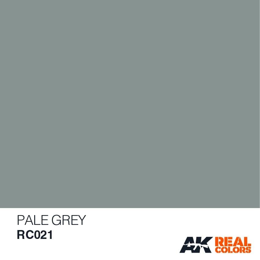 AK-Interactive Pale Grey - 10ml - RC021