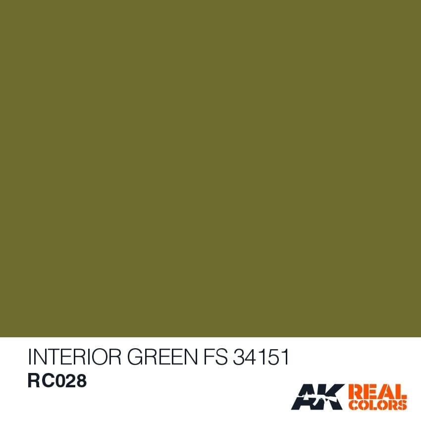 AK-Interactive Light Green FS 34151 - 10ml - RC028