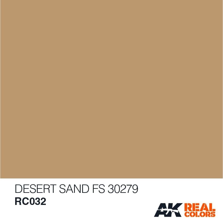 AK-Interactive Desert Sand FS 30279 - 10ml - RC032
