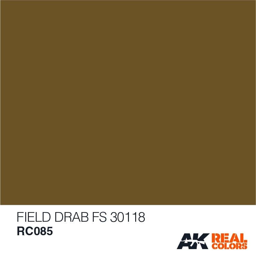 AK-Interactive Field Drab FS 30118 - 10ml - RC085