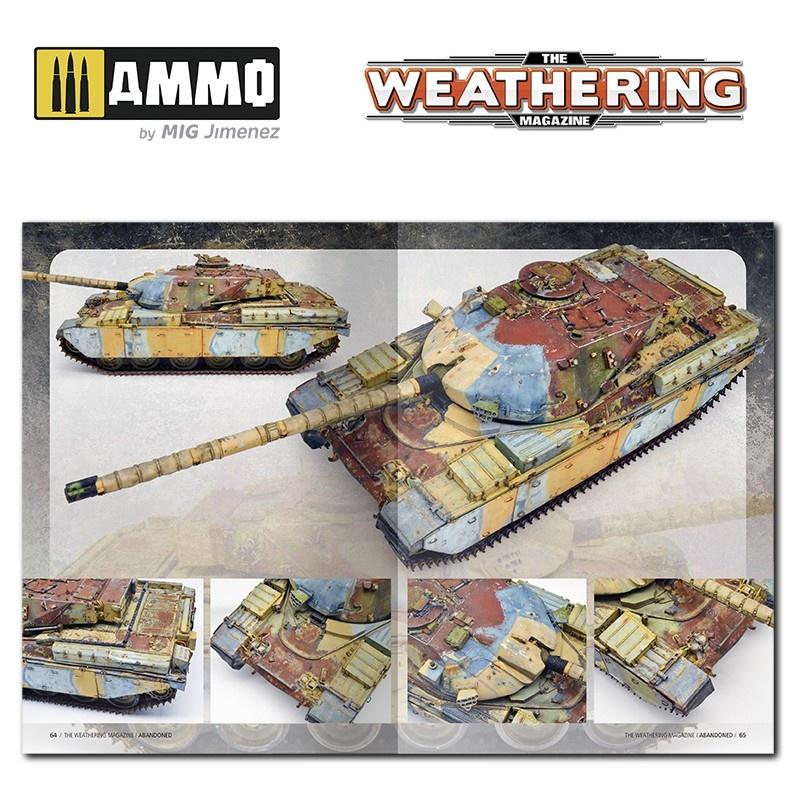Ammo by Mig Jimenez The Weathering Magazine Issue 30. Abandoned English - Ammo by Mig Jimenez - A.MIG-4529