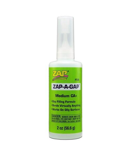 Zap Zap A Gap Ca+ - 57g - ZAP - ZAP-PT01