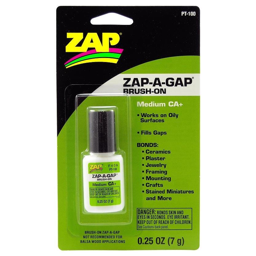 Zap Brush-On Zap-A-Gap - 7g - ZAP - ZAP-PT100