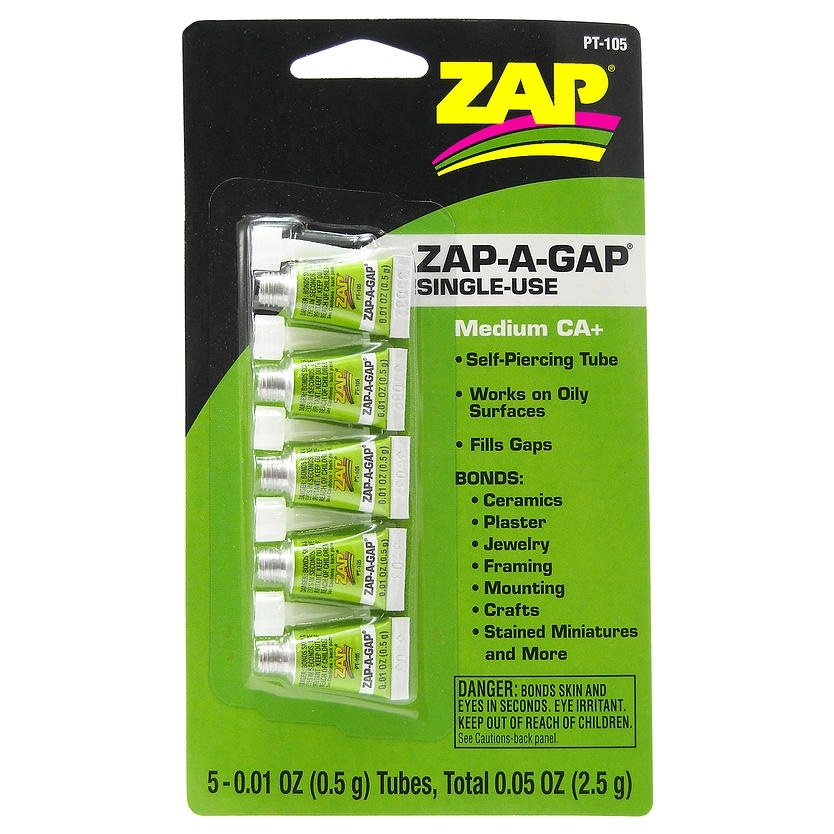 Zap One Time Zap-A-Gap - 0,5g - ZAP - ZAP-PT105