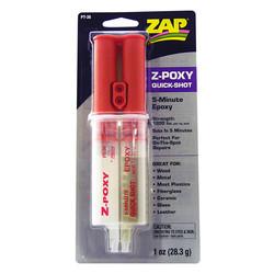 Z-Poxy Quick Shot Dual - g - ZAP - ZAP-PT36