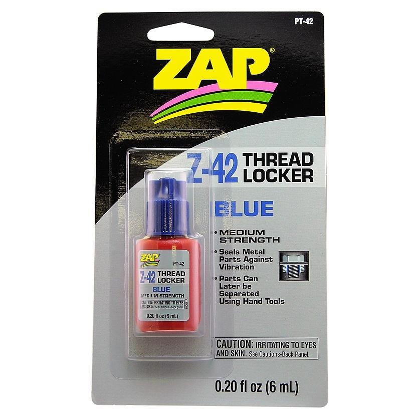 Zap Z-42 Threadlock - 6g - ZAP - ZAP-PT42